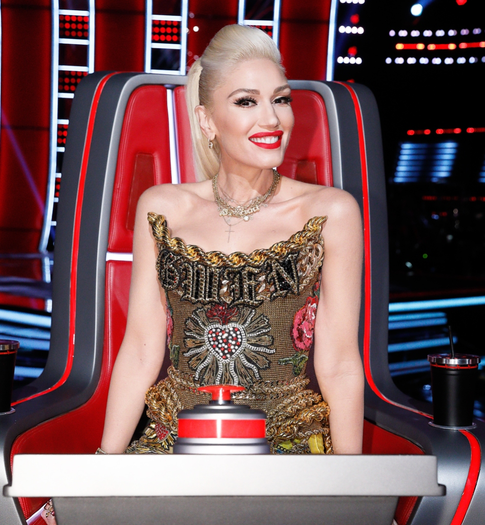 Gwen Stefani The Voice