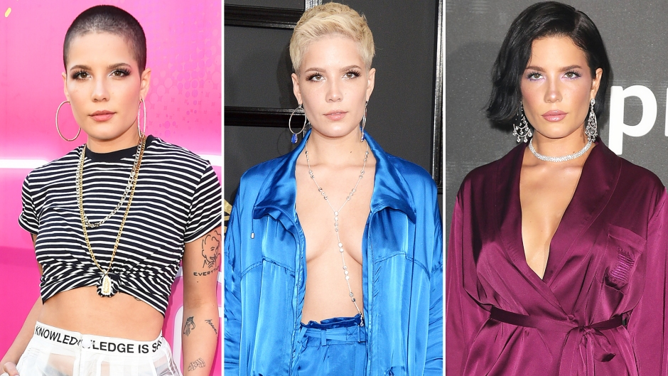 Halsey Best Outfits