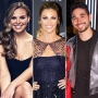 Hannah Brown Erin Andrews Make Out DWTS Partner