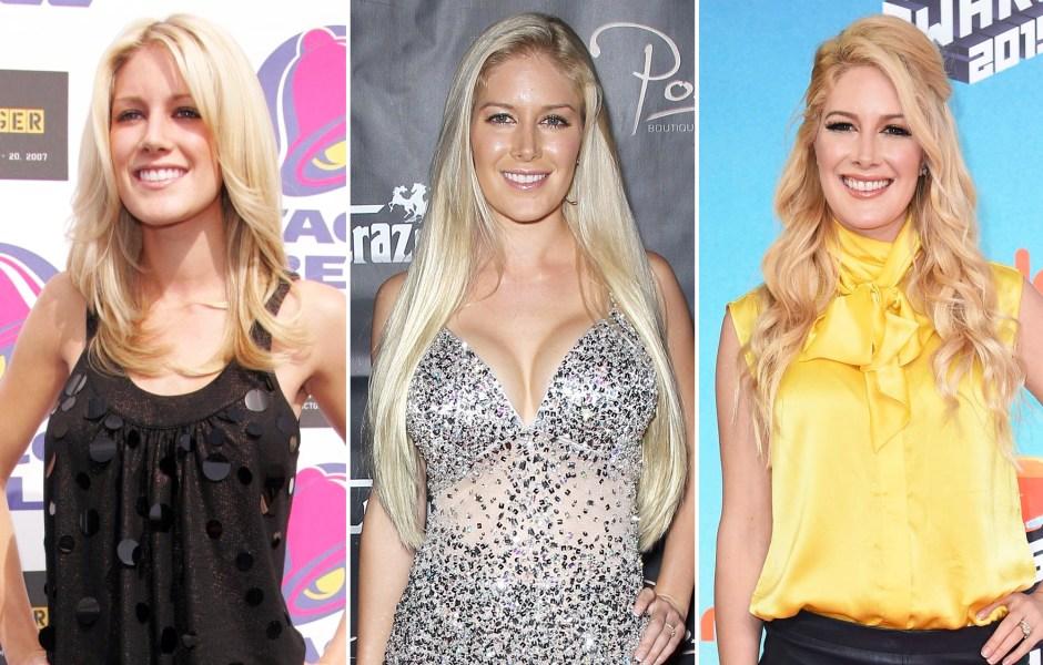 Heidi Pratt Transformation