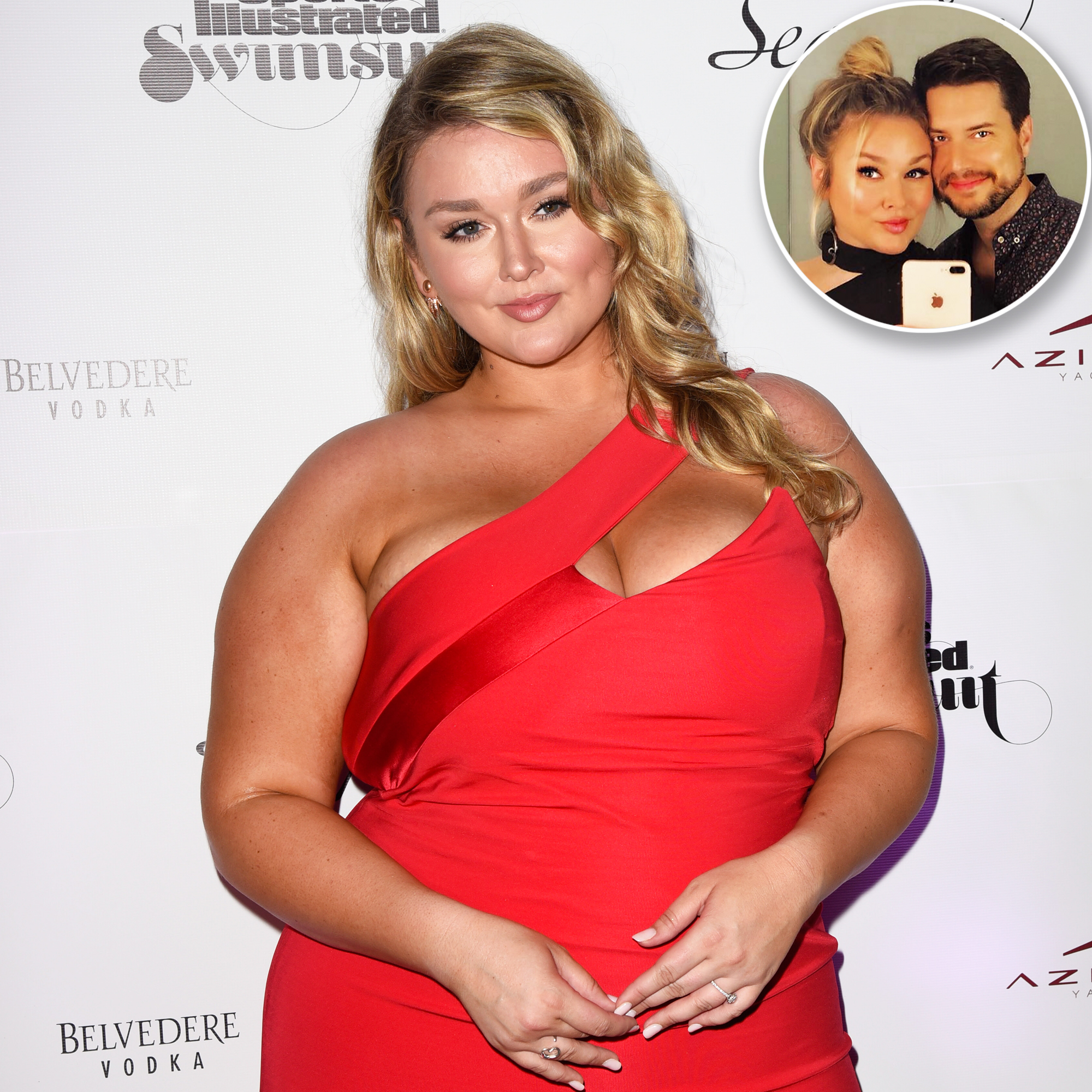 Model Hunter McGrady Gushes Over Her 'Supportive' Husband: 'He Is My Biggest Cheerleader'