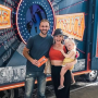 Jamie Otis and Doug Hehner in NYC
