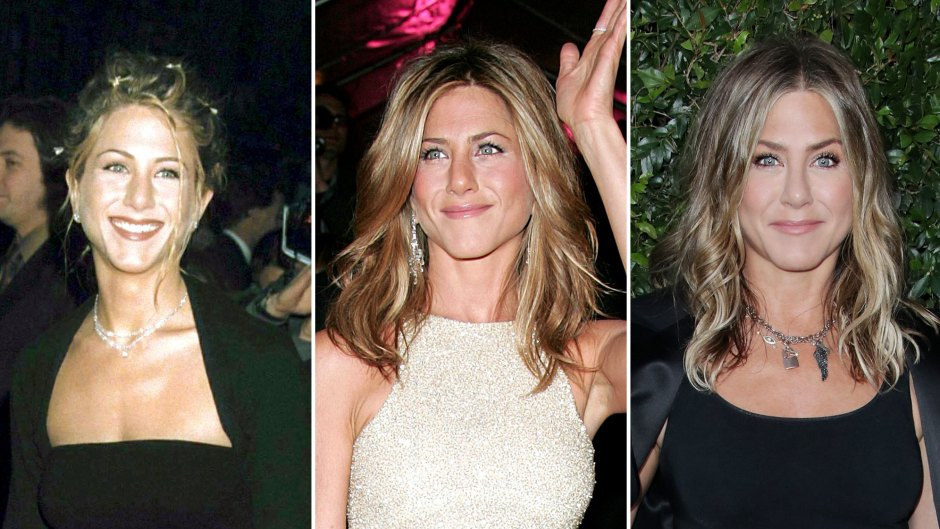 Jennifer Aniston Through the Years