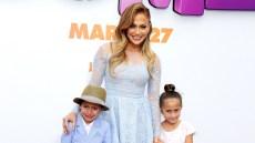 Jennifer Lopez Kids Musical Talents Parents