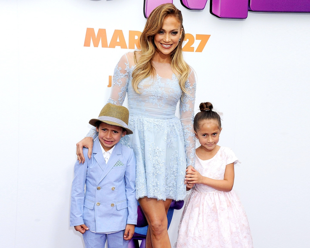 Jennifer Lopez Kids Musical Talents Parents