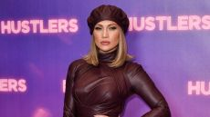 Jennifer Lopez at the 'Hustlers' Film Photocall