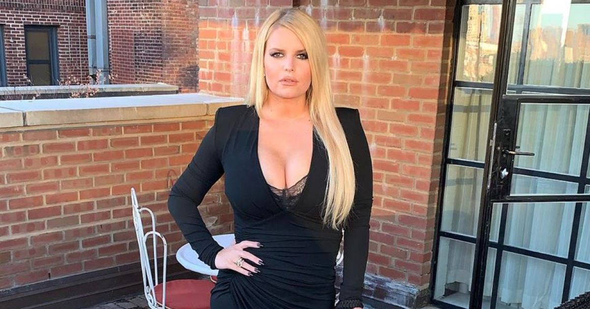 How Did Jessica Simpson Lose Weight? Get Her Secrets!