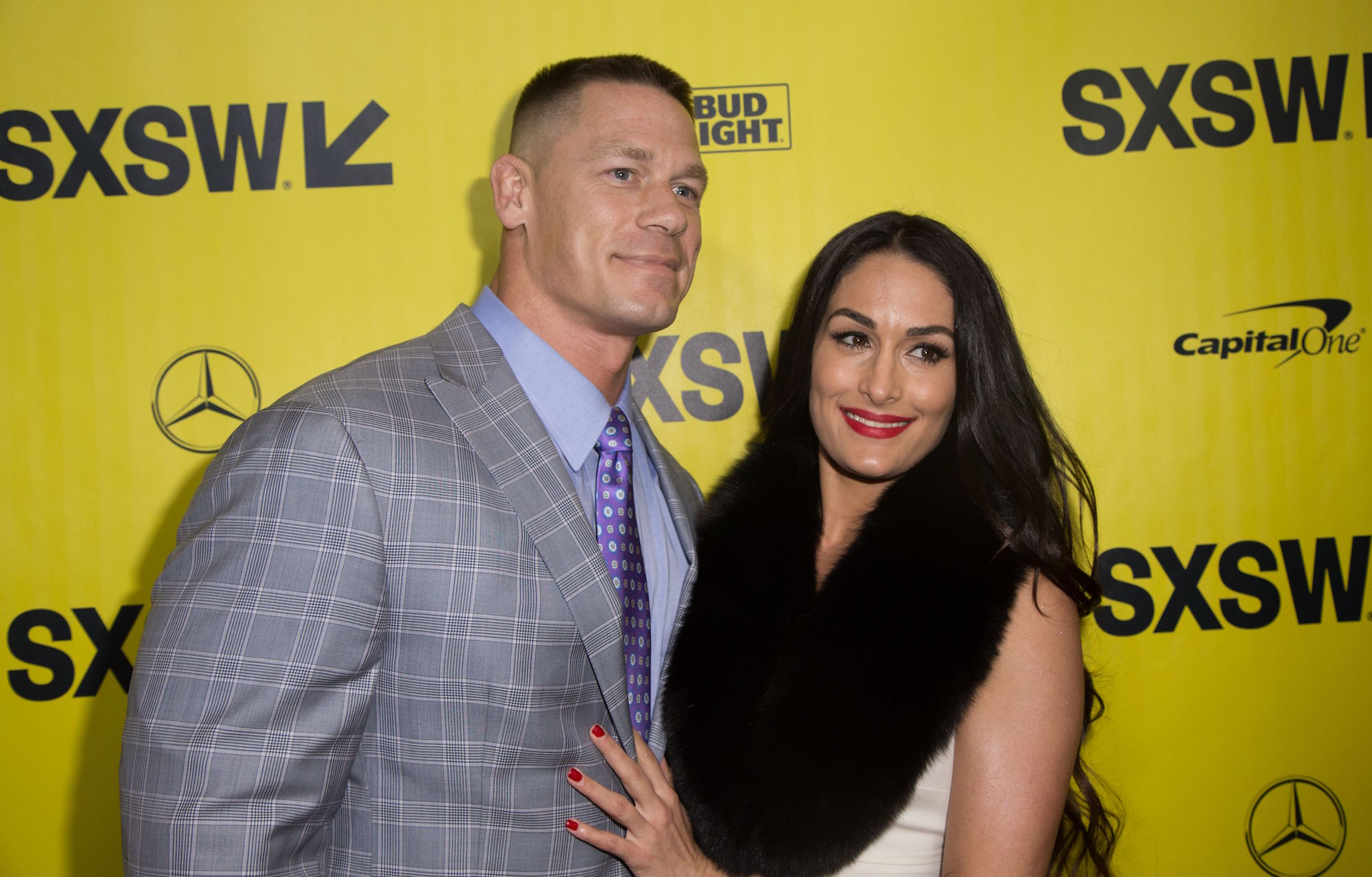 Nikki Bella Says Ex-Fiancé John Cena Is Still Close to Her Grandmother: 'I Love It'