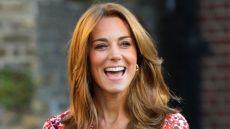 Kate Middleton, Princess Charlotte's first day at school, Thomas's Battersea, London, UK - 05 Sep 2019