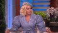 Katy Perry on 'The Ellen DeGeneres Show'