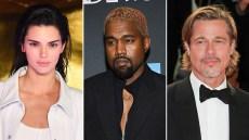 Kendall Jenner Left Kanye West Sunday Service Brad Pitt