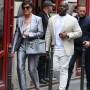 Kris Jenner and boyfriend, Corey Gamble, step out for Paris Fashion Week
