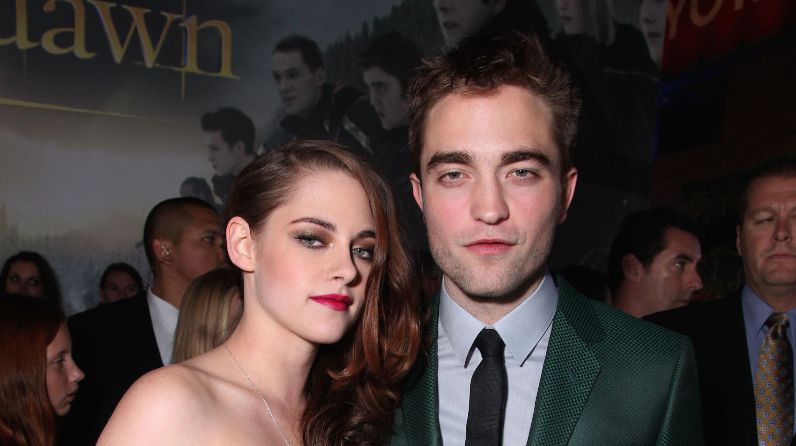 Kristen Stewart og Robert Pattinson dating 2012 bagel tid dating