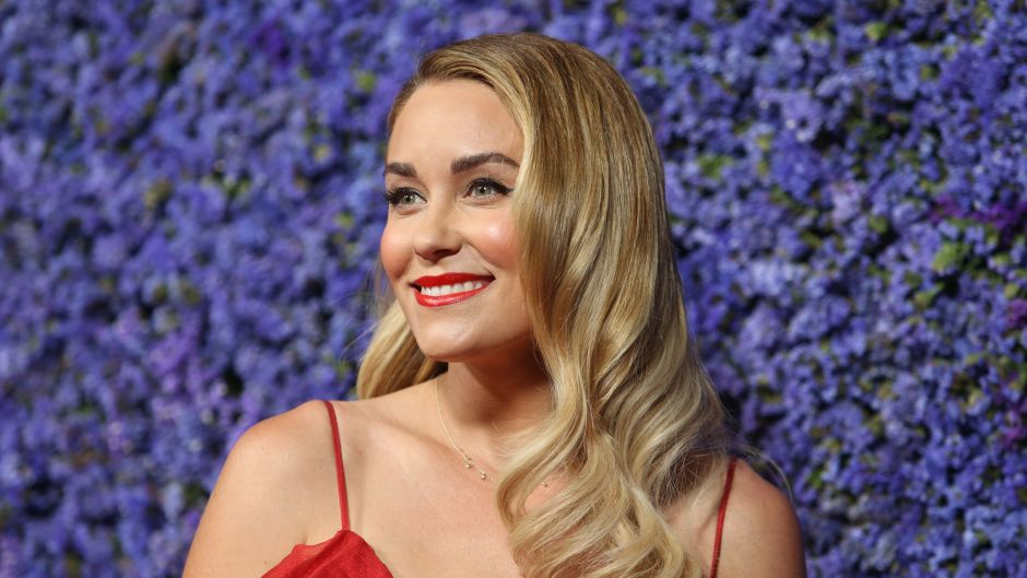 Lauren Conrad Wearing Red