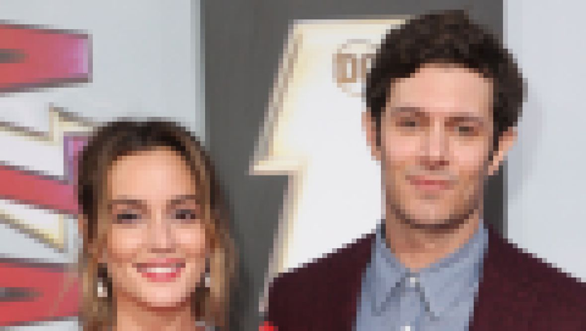Leighton Meester Welcome Baby No. 2 Together