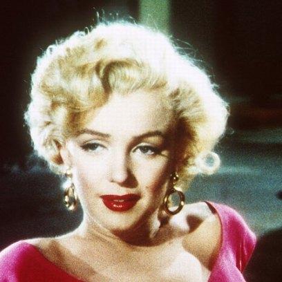 Marilyn Monroe Movie Still Pink dress