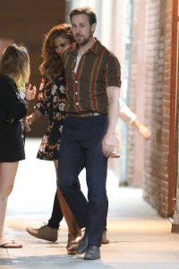 Ryan Gosling and Eva Mendes Seen Holding Hands After Date Night