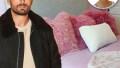 Scott Disick Penelope Pink Fluffy Dream Room