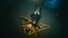 Miley Cyrus Lap Dance Don't Call Me Angel Music Video