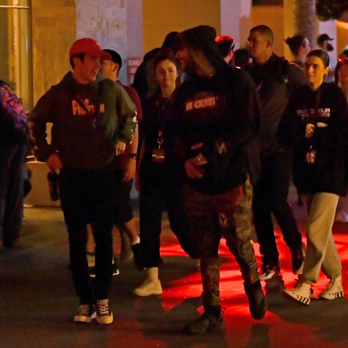 Spooky Season Is Here! Selena Gomez Spotted Having Fun at Universal's Halloween Horror Nights