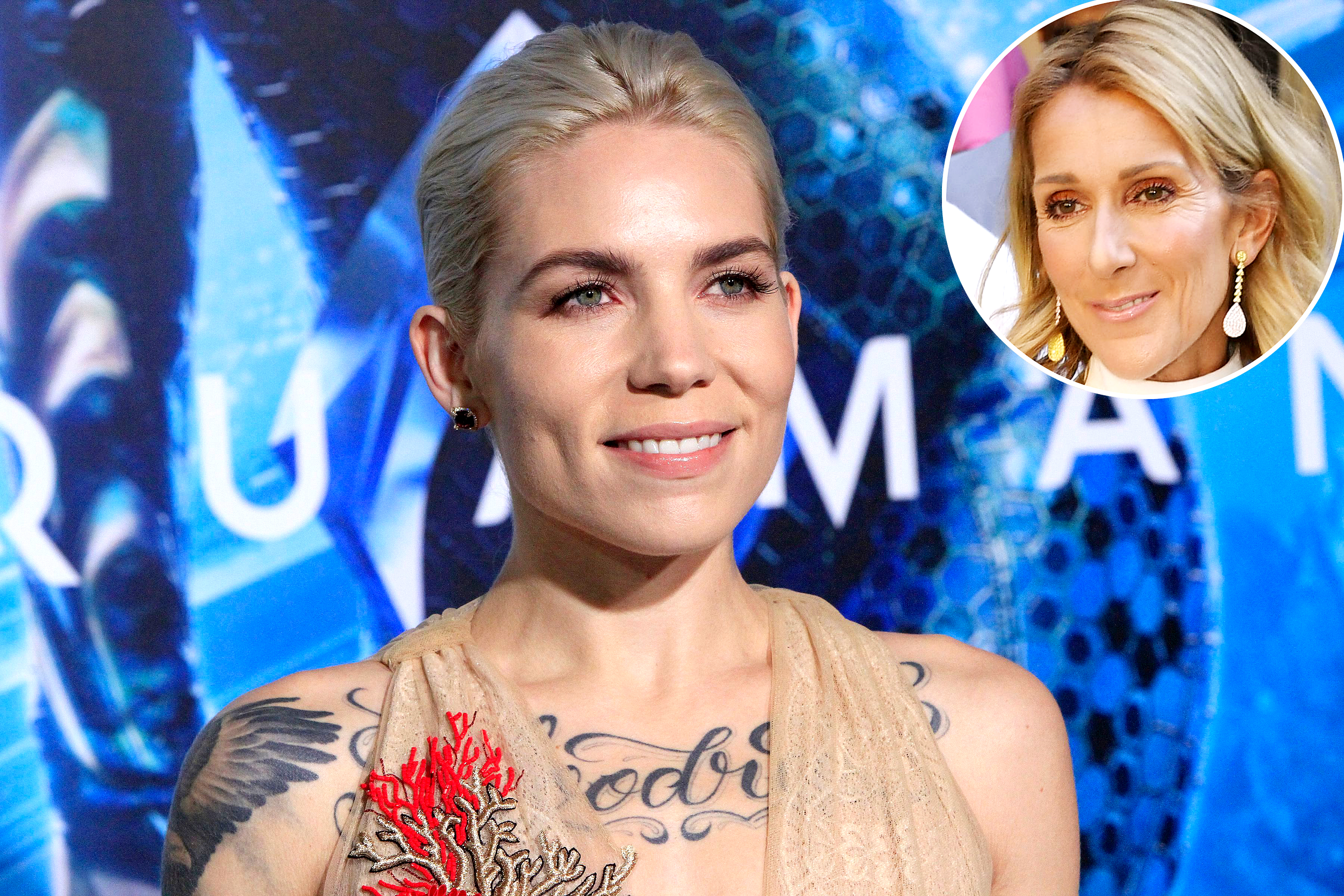 Skylar Grey and Elliott Taylor Wrote a Song 'About Love' for Celine Dion