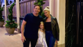 Heather Rae Young, Tarek El Moussa and His Daughter Taylor