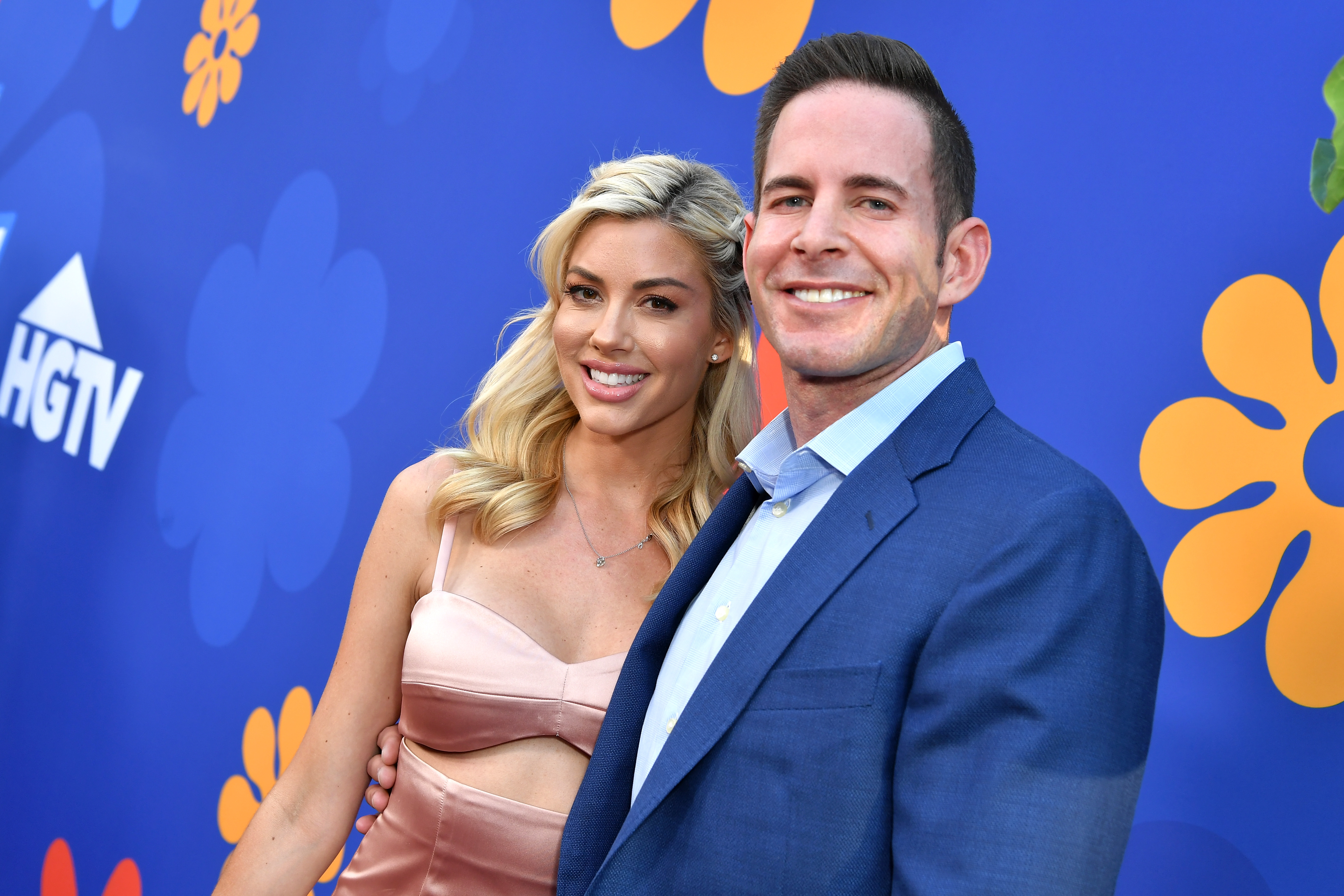 Cheers! Tarek El Moussa and GF Heather Rae Young Celebrate Her Birthday on a Yacht: 'I Love You'