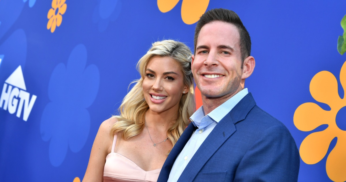 Tarek El Moussa's Girlfriend Heather Rae Young Bonds With His Daughter: 'They're Going to Do a Girls Night'
