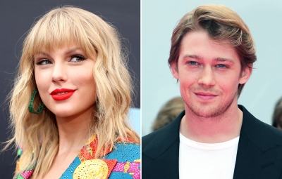 Taylor Swift Confirms When She Started Dating Joe Alwyn