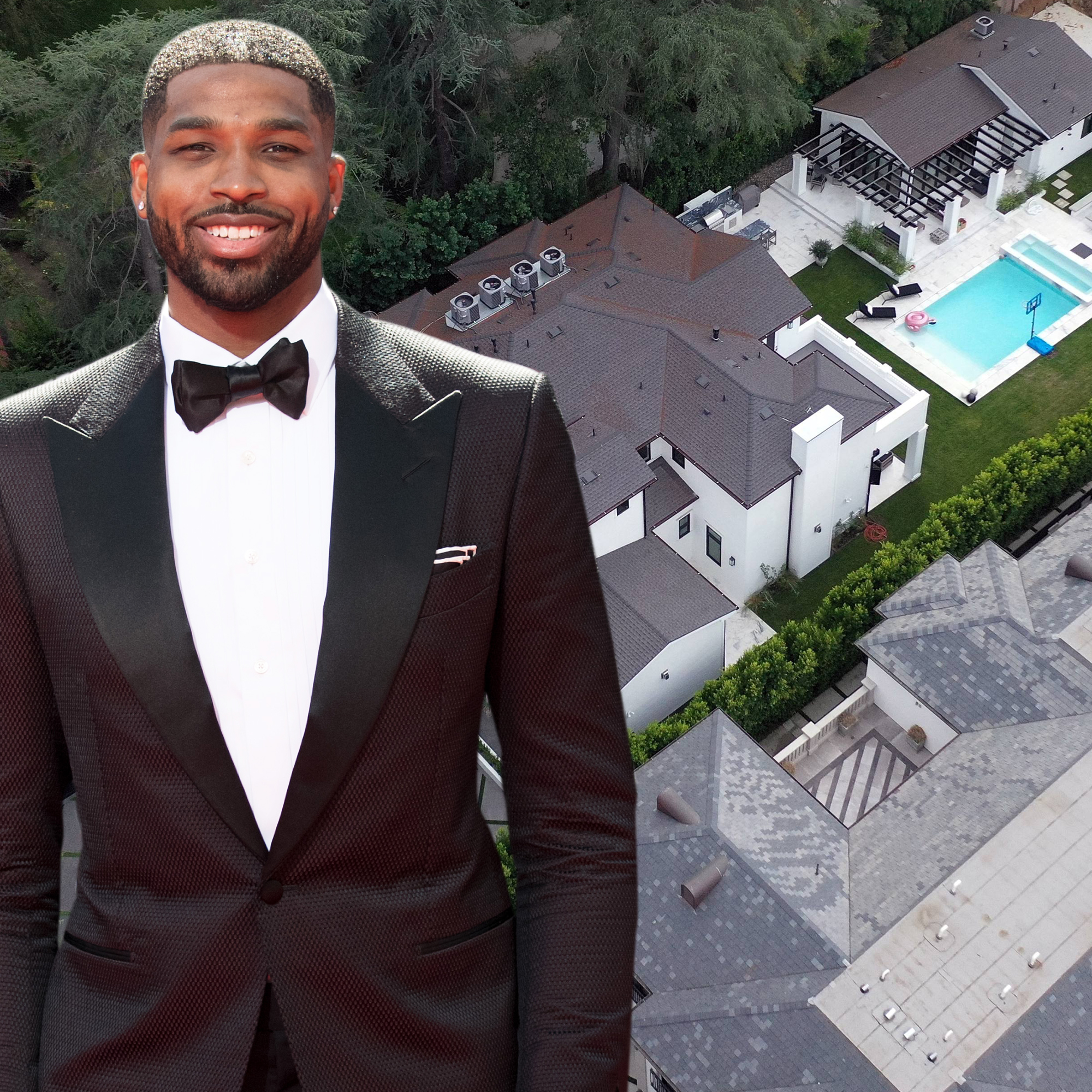 Feast Your Eyes on Tristan Thompson's $6.5 Million Bachelor Pad in L.A.