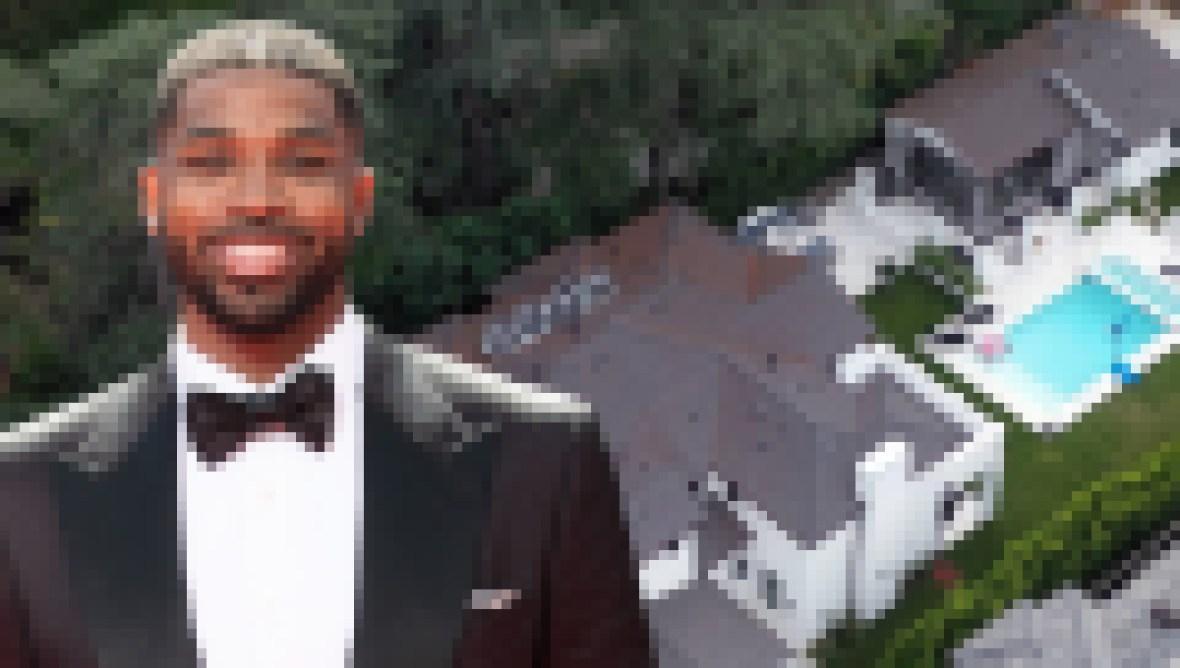 Tristan Thompson 8.5 Million Bachelor Pad LA