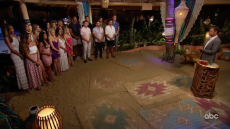 The Cast of BIP at the Rose Ceremony