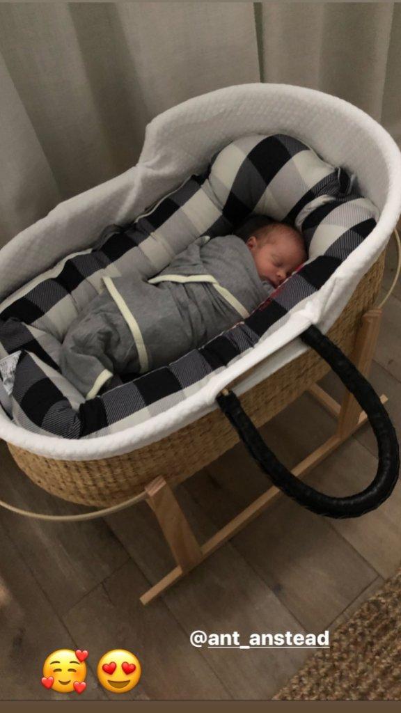 Baby Hudson Anstead