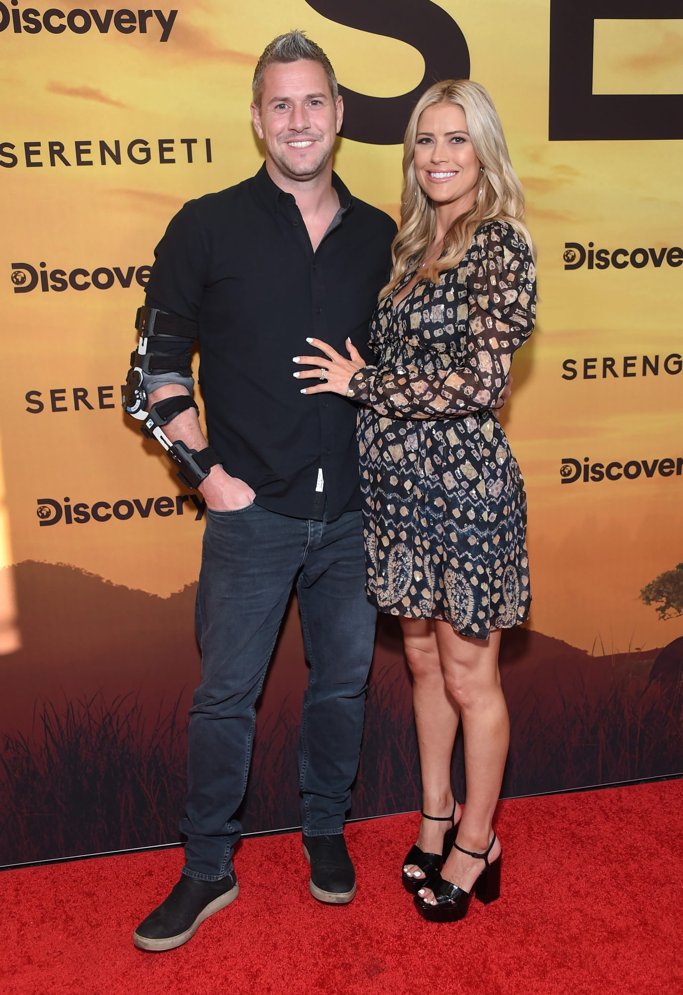 Dad Life! Christina Anstead's Hubby Ant Jokes About Getting '12 Minutes of Sleep' After Welcoming Baby Hudson