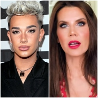 James Charles and Tati Westbrook
