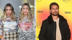 Kaplan Twins Reveal Scott Disick Is a 'Really Great Father'