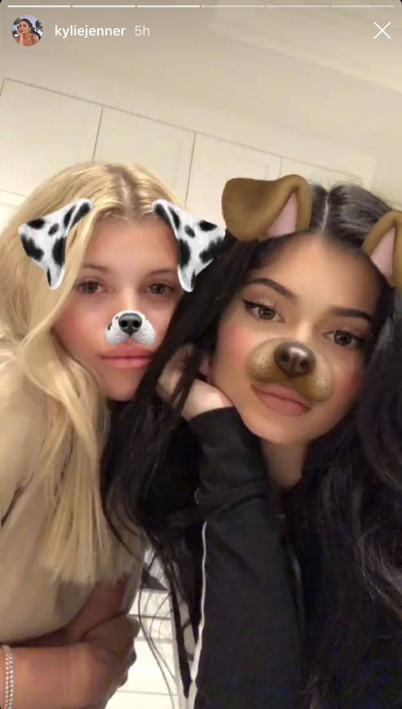 Kylie Jenner Shares a Throwback Video Clip With BFF Sofia Richie: 'Miss You'