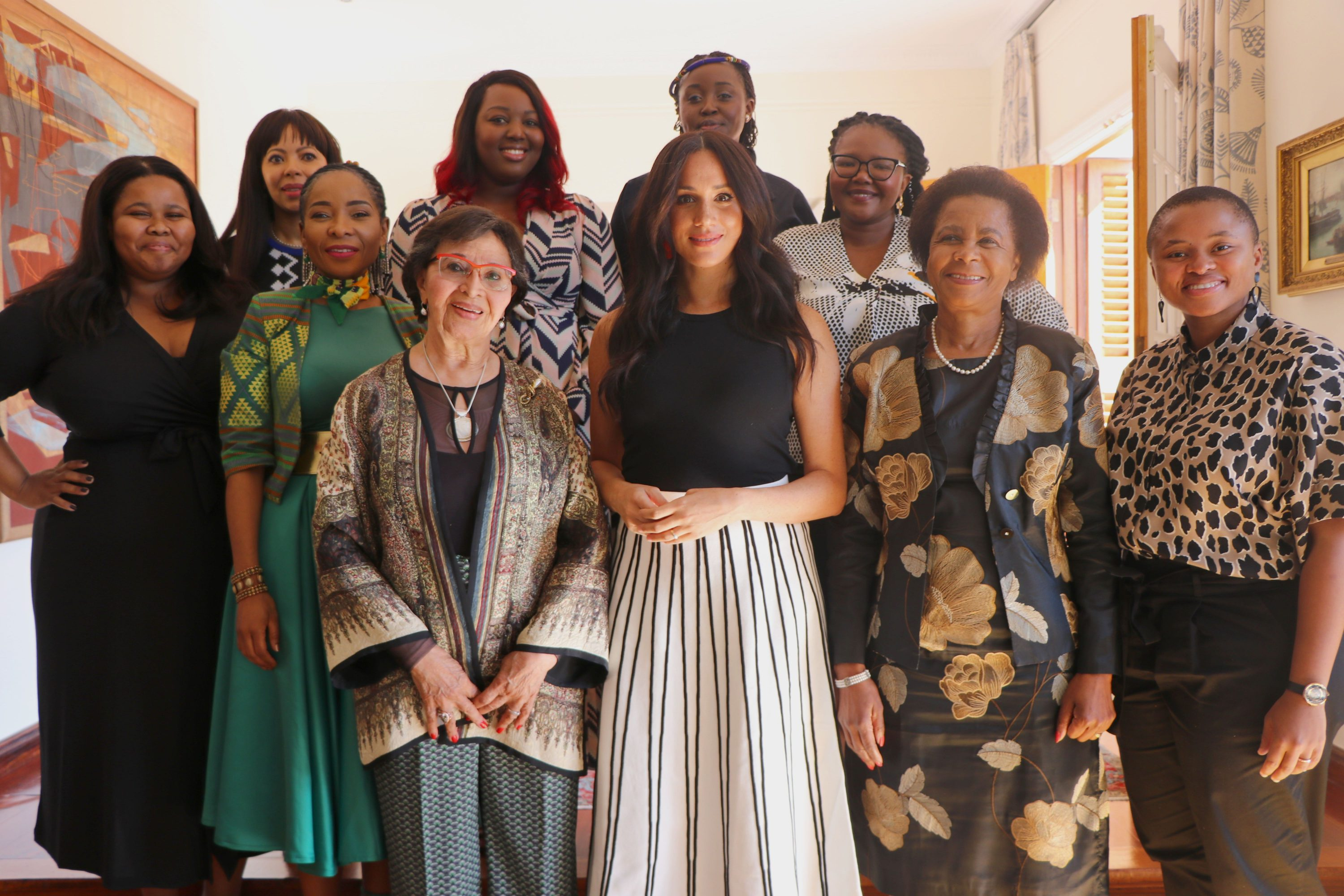 Duchess Meghan Praises Activists During South Africa Trip: 'I Hope Their Voices Will Resonate'