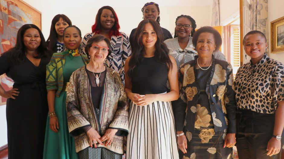 Meghan Markle and Activists