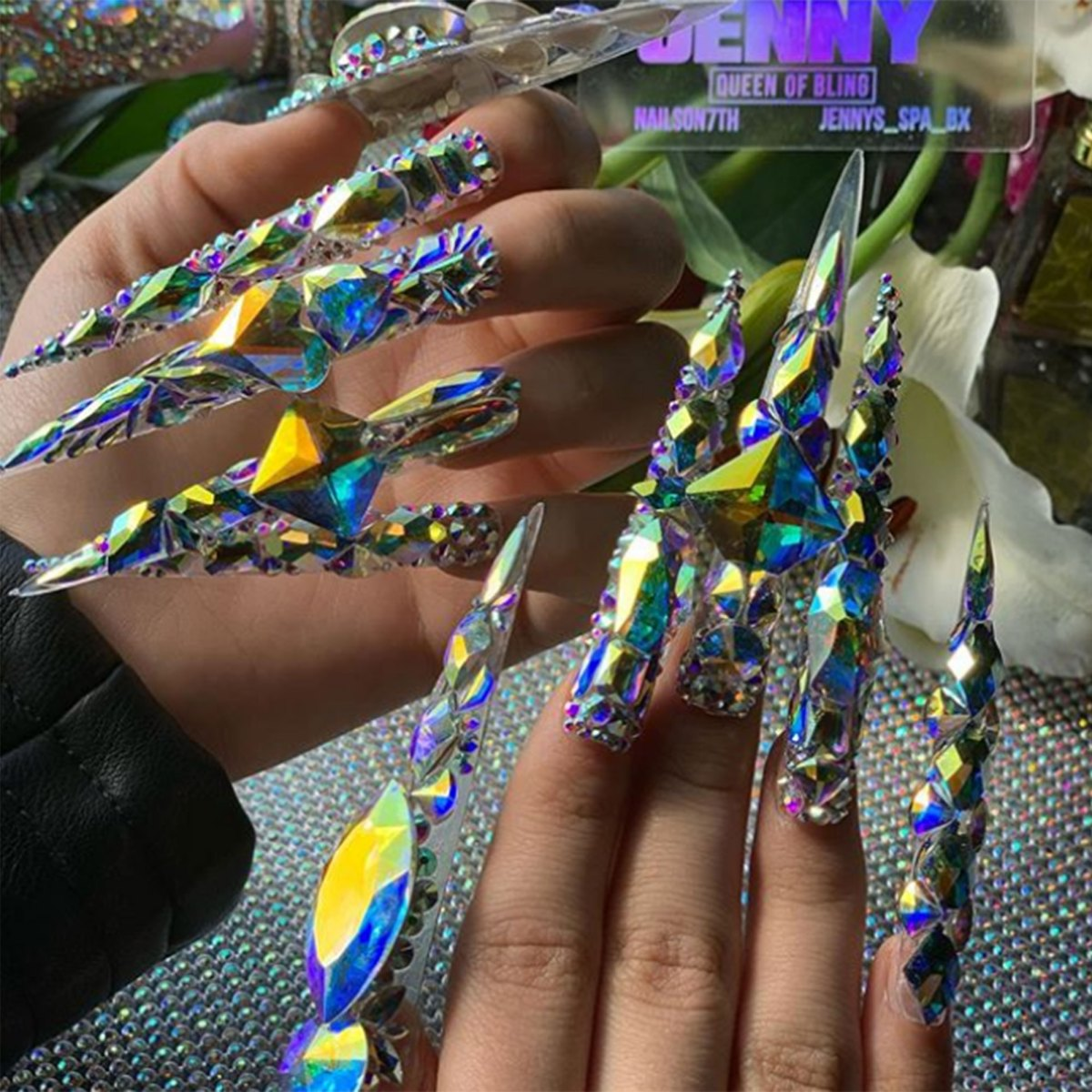 The Best Nail Art Instagram Influencers To Follow For Manicure Inspo
