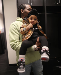 Cardi B And Offset S Daughter Kulture S Cutest Instagram Photos