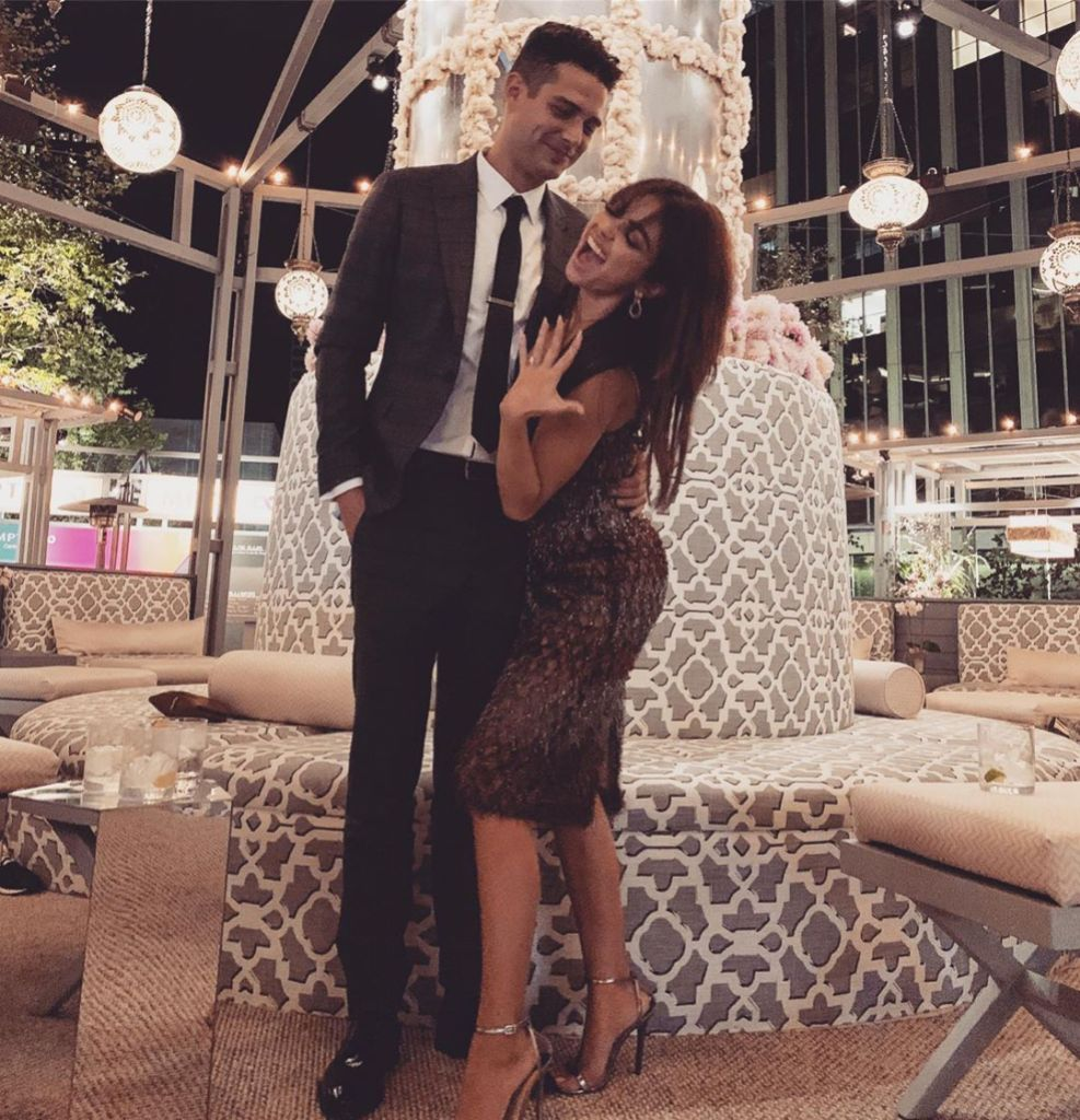 Sarah Hyland Shows Off Her Engagement Ring From Wells Adams