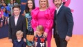 Seth Blackstock, Savannah Blackstock, Remington Alexander Blackstock, Kelly Clarkson, River Blackstock and Brandon Blackstock Kelly Clarkson Kids