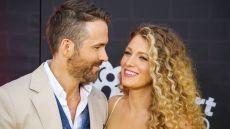 Ryan Reynolds Looks Lovingly at Blake Lively During Detective Pikachu Red Carpet