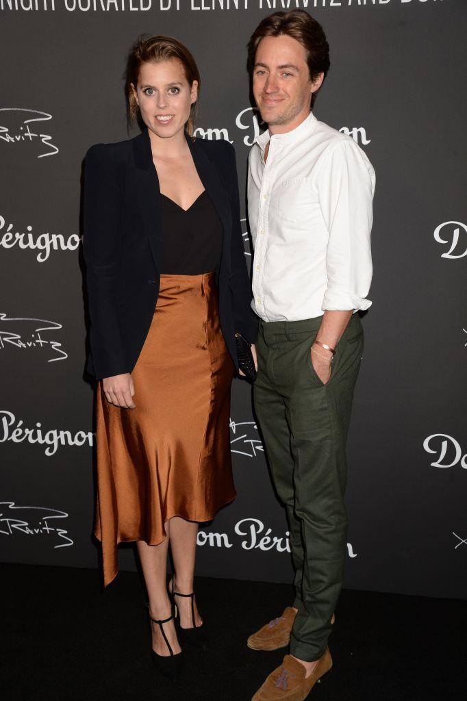 Princess Beatrice and Edoardo Mapelli Mozzi Engagement Announcement