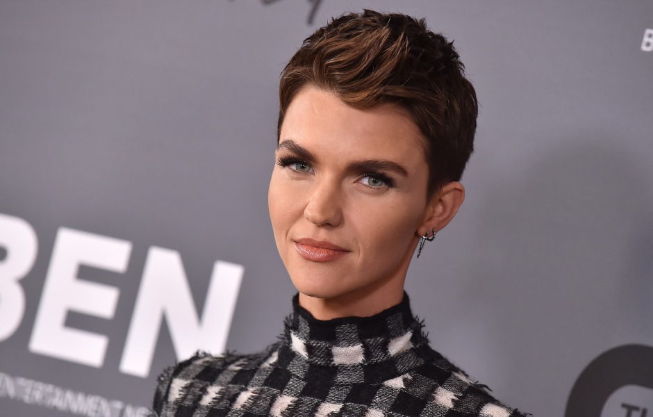 Ruby Rose CW Red Carpet for Batwoman