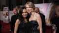 Demi Lovato and Taylor Swift Red Carpet Feud Rumors Fighting Demi Supports Taylor