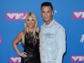 Michael 'The Situation' Sorrentino and Wife Lauren at the MTV VMAs 2018 Flirt on Instagram After Prison Release