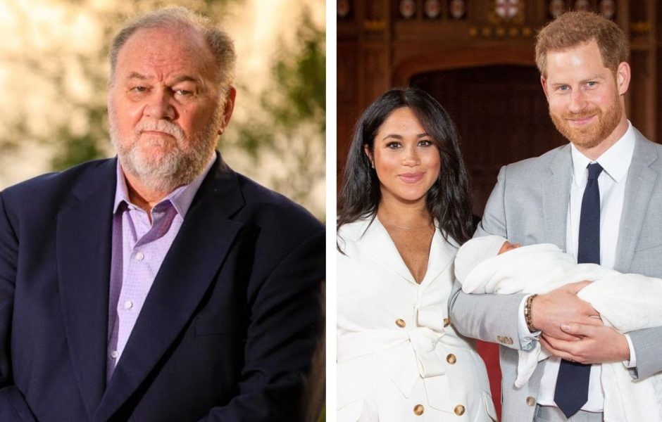 Thomas Markle, Meghan Markle, Prince Harry and Baby Archie