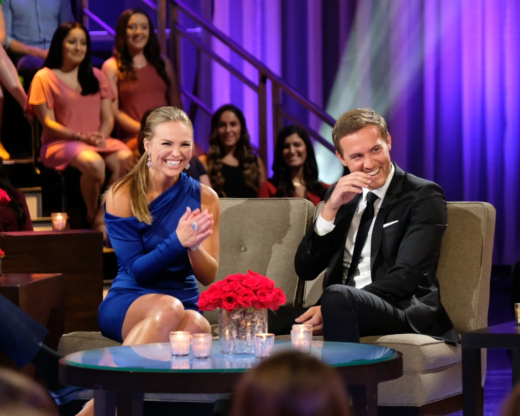 HANNAH BROWN, PETER Weber Bachelorette Finale Hannah Sends Well Wishes to Peter